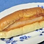 まるき製パン所 - 海老カツロール