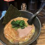 麺屋 大和田 - 大和田ラーメン(750円)
