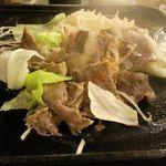 14959135 - 飛騨牛焼肉定食 1200円
