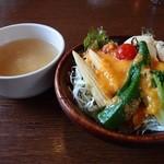14959541 - サラダ&スープ