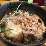 14959569 - 【New!】炙りチャーシュー丼だし茶漬け