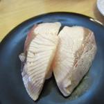 魚心 - 炙りブリ 120円