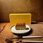 88 ブロンドチーズケーキ