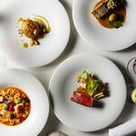 レストラン&バー Level 36 - 料理写真: