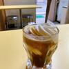 淀川カドヤ - ドリンク写真:クリームコーヒー。