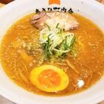 あさひ町内会 - 料理写真:【限定味噌ラーメン】900円!