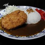 歌舞伎茶屋 - コロッケカレー