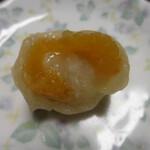 大吾 - 杏餅;断面