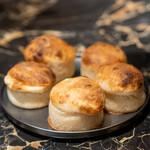 六花 - ラトリエ・ドゥ・パンの焼き立てパン 加水率105%