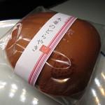 元町 香炉庵 - 【再訪2】季節限定 木苺のどらやき