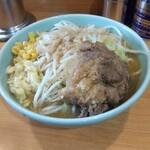 ラーメン二郎 - プチ二郎。¥770