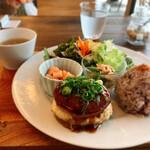 カフェ サンズ - 週替わりランチ ¥900