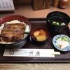 うなぎ川信 - 料理写真:ランチ