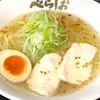 Berashio - 料理写真:こくまろの塩そば(税込780円)