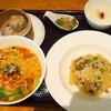 中華料理 彩鳳 - 料理写真:彩鳳オリジナル担々麺セット