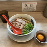 塚本 一盃 - 料理写真:肉まぜ 生卵付き