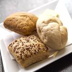 3種のドイツパン