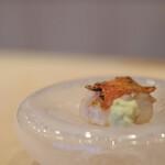 鮨 詠心 - 金目鯛