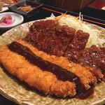 名古屋名物 名古屋めし食堂 丸八 -