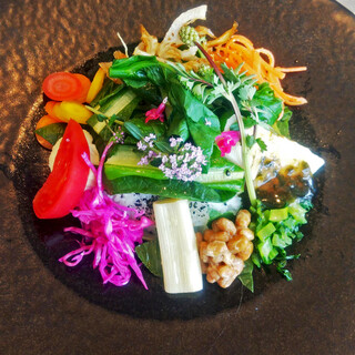 TSUBAKI食堂~GreenWeek~『横浜農場ボウル』