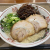 博多だるま JAPAN - 料理写真:ラーメン麺大盛、キクラゲ追加