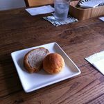 しまうまカフェ - パンとご飯と選べます