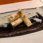 149622547 - 香川ホワイトアスパラの塩焼