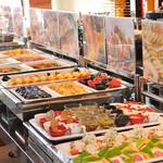 Ocean table - ランチビッフェ 平日¥2200・土・日・祝日・¥2750