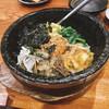 朴さんのダイニング まる - 料理写真:石焼ビビンバ