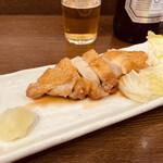 前之園 - 若鶏モモぽん酢