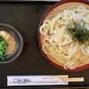 小六庵 - 料理写真:ざるうどん大盛り