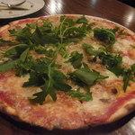 14964019 - しらすたっぷりのピザ・チチ二エリ