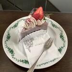 アマルフィイ ドルチェ - 木苺のカプレーゼ
