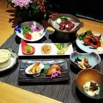 津々浦々 - コース料理