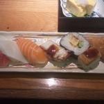 14965448 - 魚心弁当(寿司)