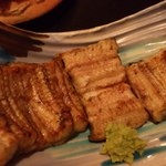 まつ岡 - 料理写真:白焼き