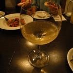 14965886 - お薦めワイン(グラス)