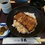 千寿 - うな丼¥1000-