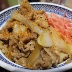 吉野家 - 料理写真:アタマの大盛。