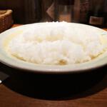 キッチン櫻庭 - ライス