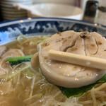 ラーメン ソレナリ - 鶏そば(醤油)  800円