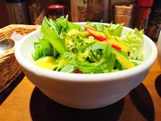 キッチン櫻庭 - サラダ