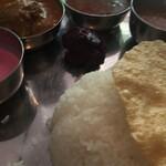 インド食堂TADKA - ノンベジプレート