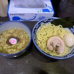 わた井 - 料理写真:味玉つけそば¥850