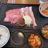 大剛   - 料理写真:赤身と豚バラの焼肉ランチ 980円