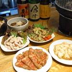 ホルモン元気屋 - 料理写真: