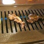 14968678 - 焼肉ランチのお肉2 自分で焼いて食べる