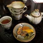 岩茶房 丹波 ことり - 料理写真:夜来香