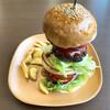 フルーツ王国 ガイア たべterrace - 料理写真:ごきまんバーガーハンバーガー