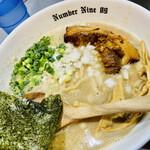 麺ダイニング ナンバーナイン 09 - 濃厚ラーメン